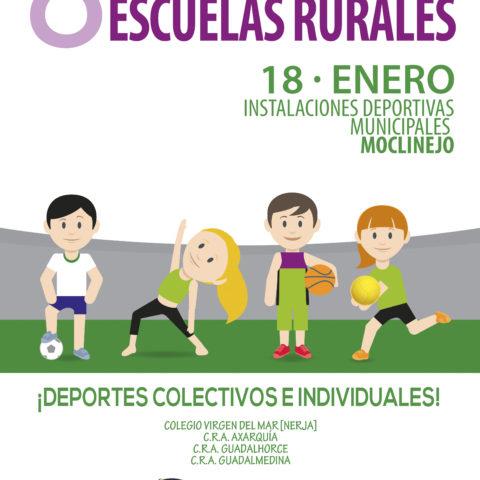 8ª Encuentro Deportivo de Escuelas Rurales
