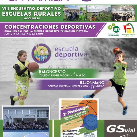 Periódico Escuela Deportiva – Febrero