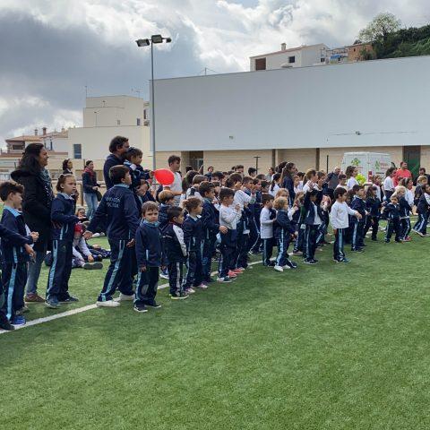 Moclinejo acoge el 10º Encuentro Deportivo de Escuelas Rurales de Fundación Victoria