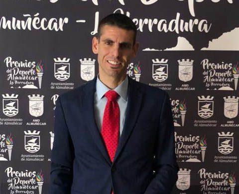 Miguel Cristóbal Rueda Román continuará al frente de la Escuela Deportiva los próximos tres años
