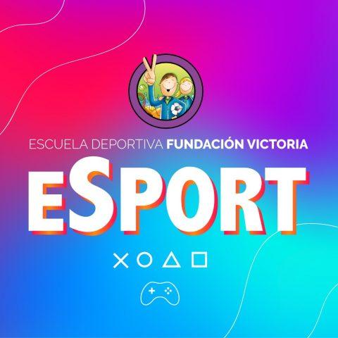 Nace el equipo eSport de Fundación Victoria