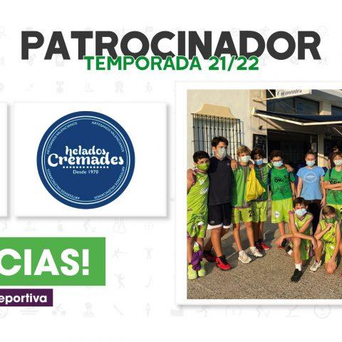 Helados Cremades y la Escuela Deportiva, juntos una temporada más
