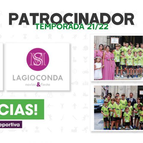 La Gioconda Novias & Fiestas continua patrocinando la Escuela Deportiva Fundación Victoria